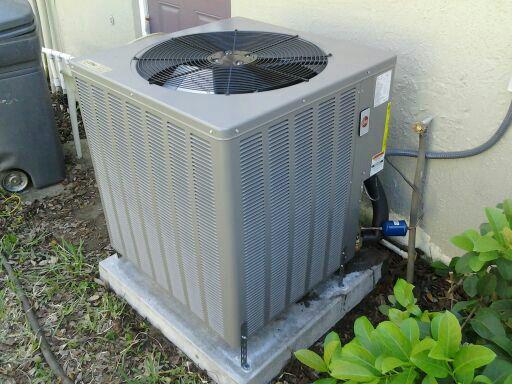 Rheem and Bryant HVAC Installation Air Zone Tampa Florida